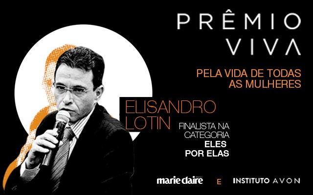 Elisandro Lotin  (Foto: Silvana Martins )