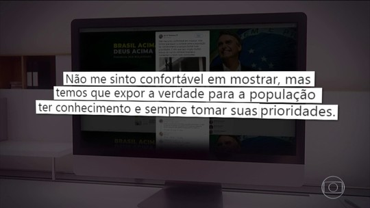 Bolsonaro posta vídeo obsceno no Twitter e publicação repercute