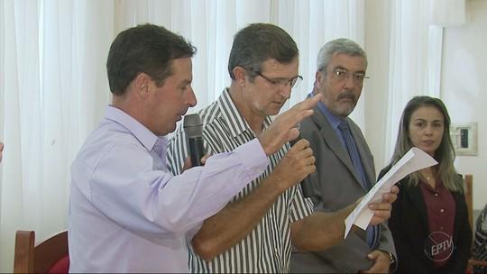 Vice assume prefeitura após morte de prefeito em Nova Resende, MG