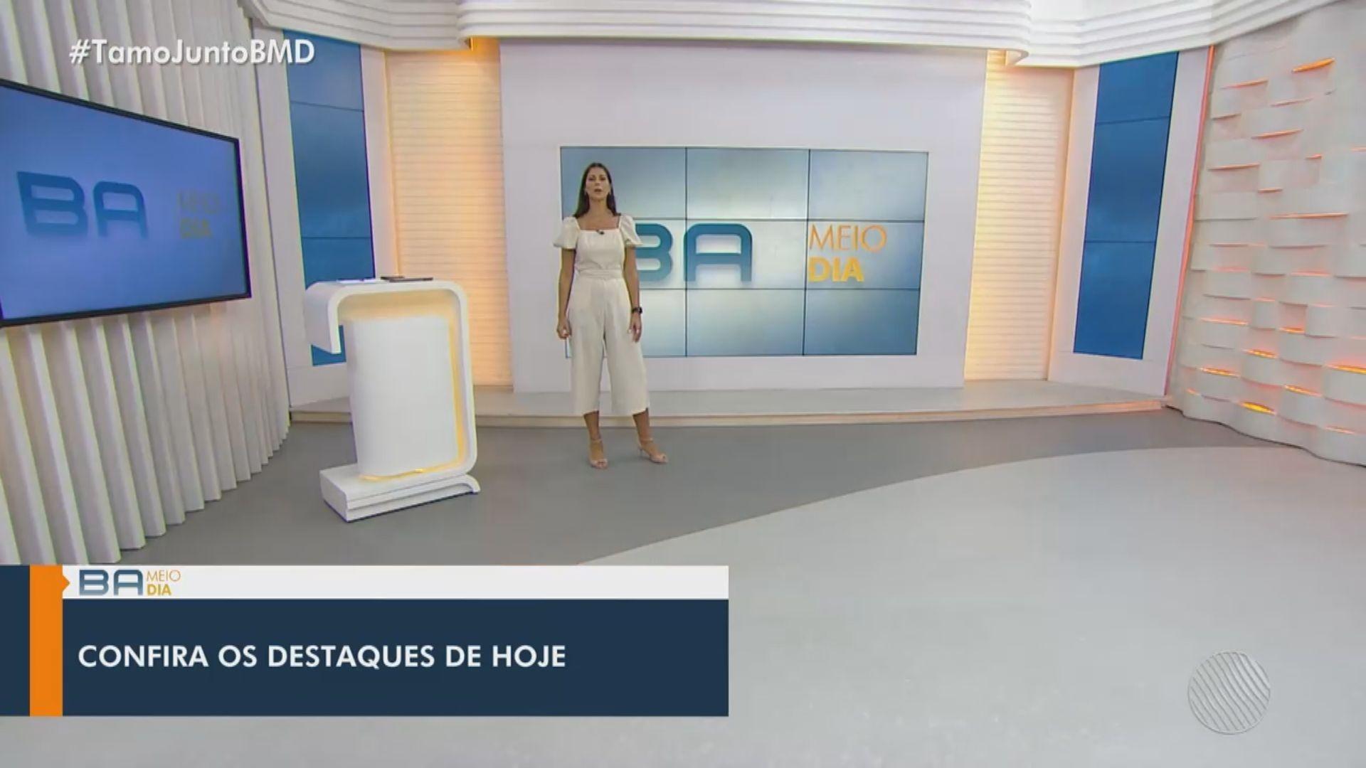Vídeos do g1 e TV Bahia - sábado, 23 de outubro de 2021