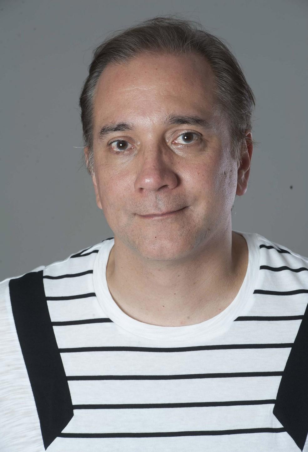 Bruno Gouveia lança a autobiografia 'É impossível esquecer o que vivi' — Foto: Vinicius Mochizuki / Divulgação