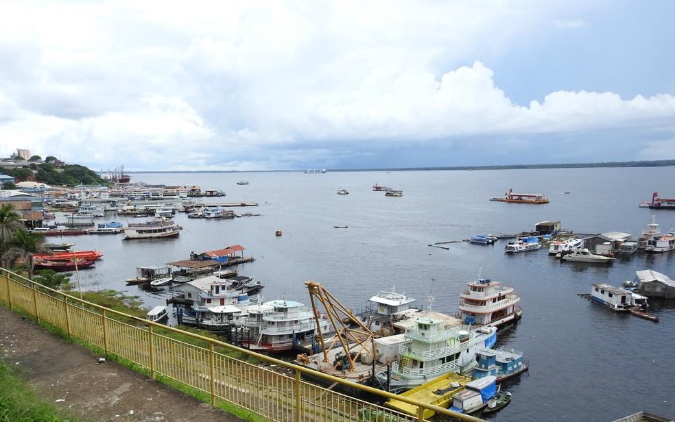 Segunda previsão de cheia mostra que Rio Negro deve atingir média de 28,3  metros em 2020, diz CPRM | Amazonas | G1