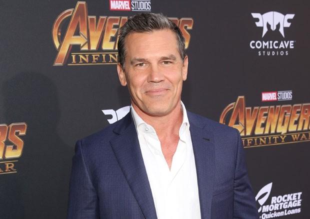 Josh Brolin, o Thanos de Vingadores: Guerra Infinita (Foto: Getty Images)
