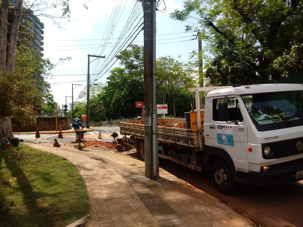 Prefeitura cobra 'agilidade' da Sabesp no conserto de buracos no asfalto em vias públicas de Presidente Prudente - Radio Evangelho Gospel