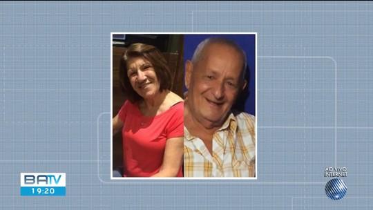 Jovem é preso na BA suspeito de matar idosa estrangulada e marido a golpes de facão por dívida de R$ 500