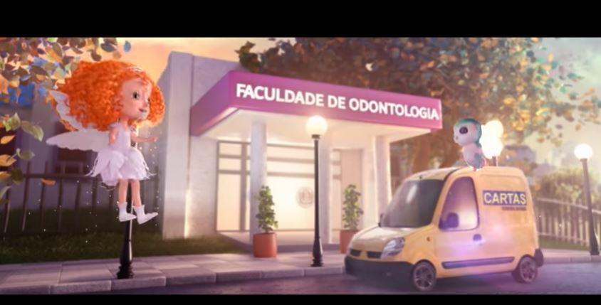 Faculdade de Odontologia da USP ( FOUSP) cria campanha que incentiva doação de dentes de leite  (Foto: Divulgação)