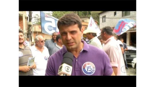 Bernardo Rossi fala sobre merenda escolar em Petrópolis, no RJ