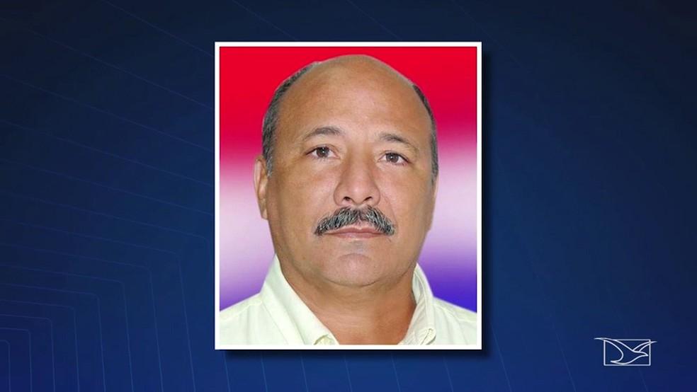 José de Ribamar Jansen Penha, suspeito de cometer o crime, desconfiava que a vítima havia roubado sua residência em Bacabal (MA). (Foto: Reprodução/TV Mirante)