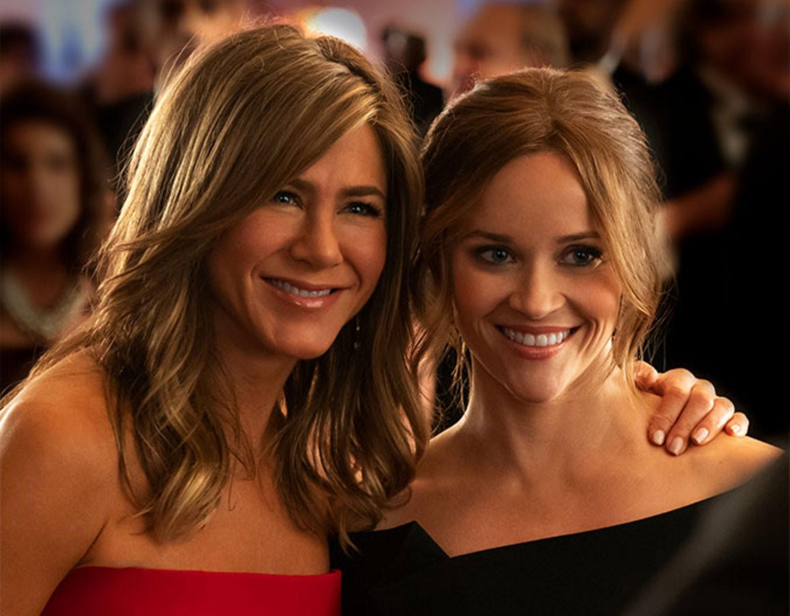 Jennifer Aniston explora mundo das notícias da TV na série 'The Morning Show'  - Notícias - Plantão Diário