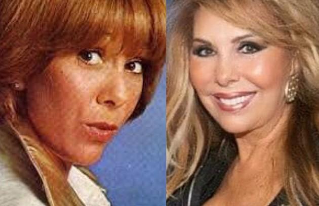 """Terezinha Sodré viveu a dissimulada Lurdinha. O último trabalho na TV foi em """"Anos rebeldes"""" (1992) (Foto: TV Globo - Reprodução/Instagram)"""