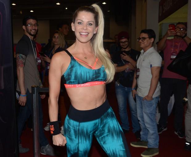 Karina Bacchi (Foto: Eduardo Martins/Agnews)
