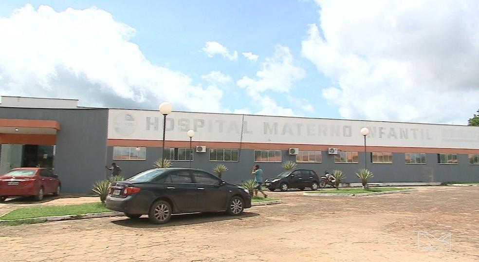Hospital Municipal de Barra do Corda já registrou 15 mortes de bebês durante o parto, diz a Secretaria de Saúde. — Foto: Reprodução/ TV Mirante