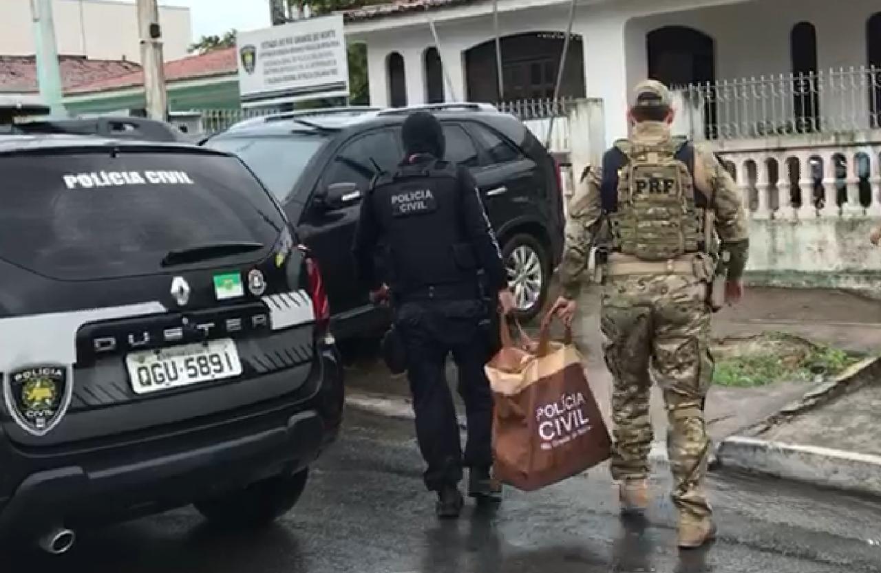 Presidente de Câmara de Vereadores é preso em flagrante durante operação no RN - Notícias - Plantão Diário