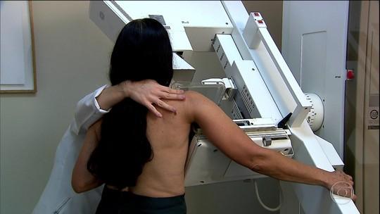 Estudo mostra que metade dos municípios do RJ não têm mamógrafos disponíveis pelo SUS