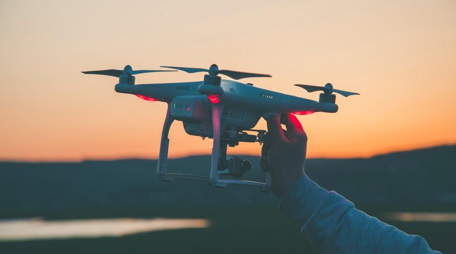 drone (Foto: Reprodução/Pexels)