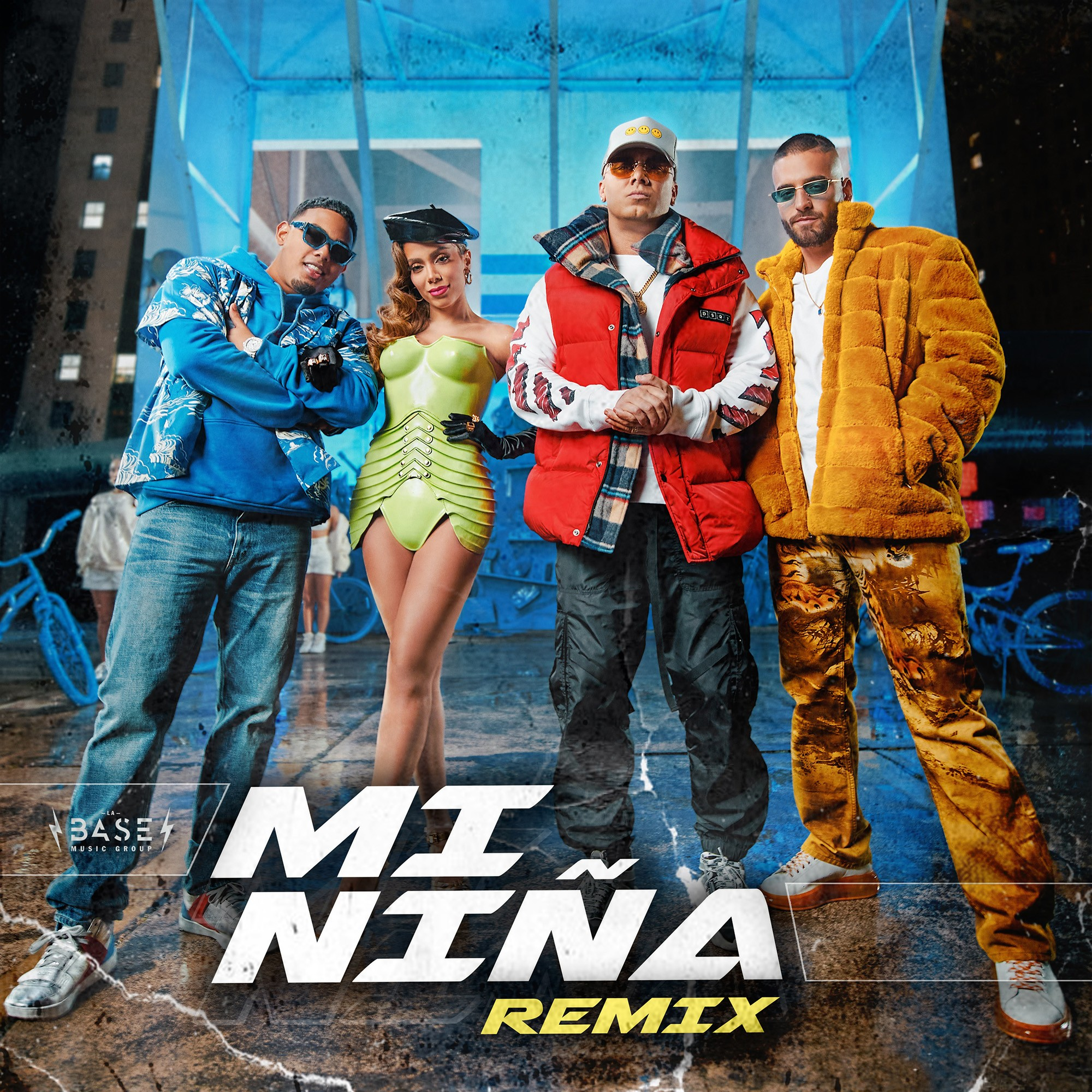 Anitta figura com Maluma no remix do hit latino 'Mi niña'