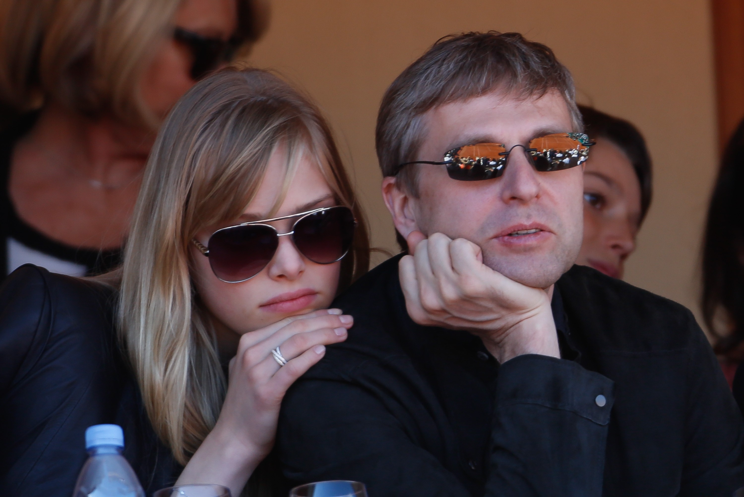 Elena Rybolovleva e Dmitry Rybolovlev (Foto: Getty Images)