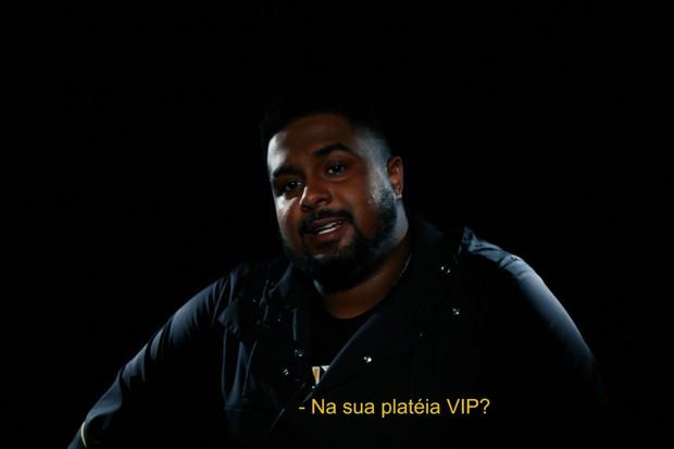 Baco Exu do Blues no GQ Vozes (Foto: Reprodução)