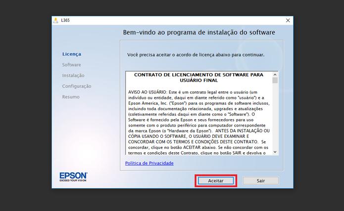 Como configurar o Wi-Fi da impressora Epson EcoTank L365