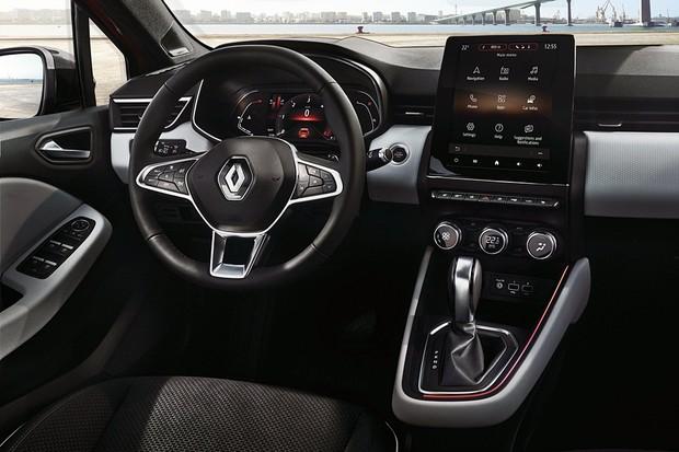 2019 - Nouvelle Renault CLIO (Foto: Divulgação)