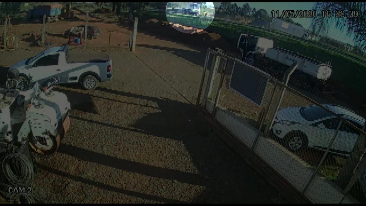 Acidente entre carro e caminhão em Arapoti deixa uma pessoa morta
