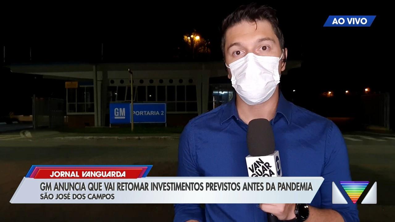 GM anuncia que vai retomar investimentos previstos antes da pandemia
