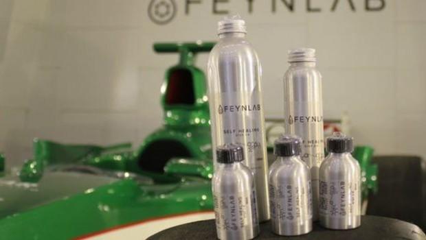 Mais fabricantes de automóveis usarão revestimentos com auto-regeneração em um futuro próximo, dizem pesquisadores (Foto: Feynlab via BBC)