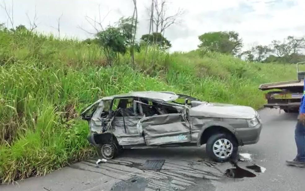 Caso ocorreu na tarde de quarta-feira — Foto: Reprodução/TV Bahia