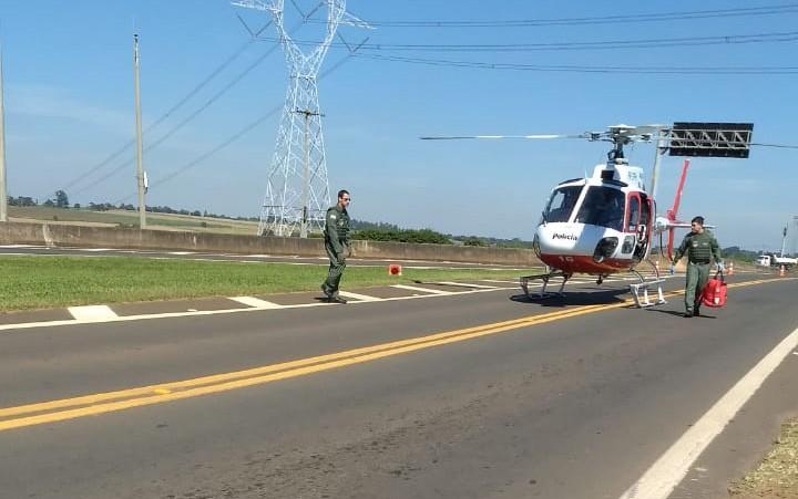 Motociclista morre após bater em traseira de caminhão na Rodovia dos Bandeirantes, em Sumaré - Noticias