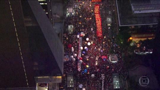 Cidades brasileiras têm paralisação e protestos nesta sexta-feira