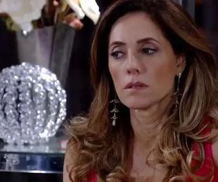 Christiane Torloni é Tereza Cristina em 'Fina estampa' | Reprodução