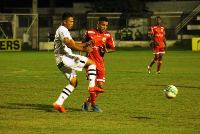 ASA x América-RN - Série C - Thiago Potiguar (Foto: Canindé Pereira/América FC)