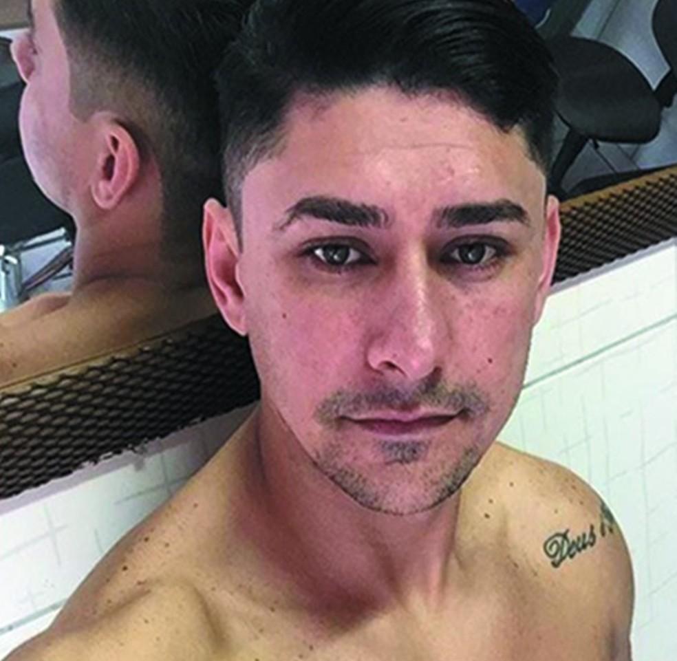 Giltemberg Gomes Soares, de 32 anos, foi visto pela última vez no dia 5 de setembro — Foto: Arquivo da família