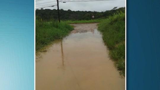Moradores de Biritiba, Mogi e Poá registram os reflexos da chuva desta quarta-feira