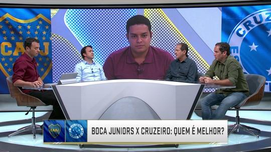 Seleção SporTV elege time ideal: Boca Juniors 5 x 6 Cruzeiro