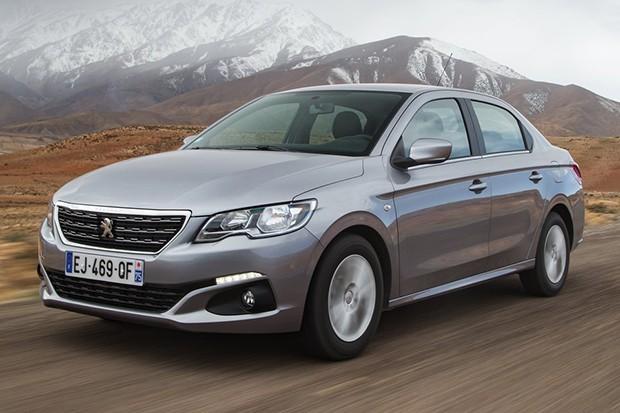 Peugeot 301 está presente na Ásia e na África (Foto: Divulgação)