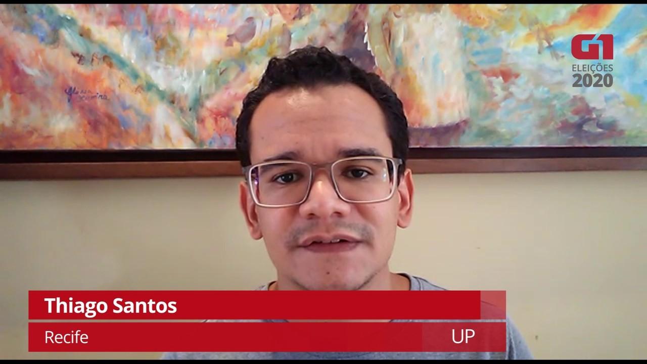 Thiago Santos fala sobre propostas da saúde para melhorar a atenção básica no Recife