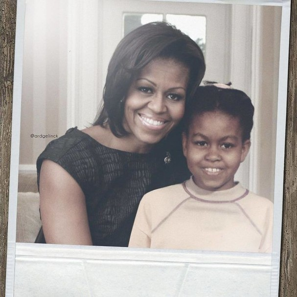 Michelle Obama (Foto: Reprodução)