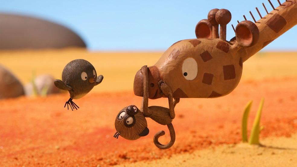 """""""Dimitri et la drôle de surprise"""" - animação francesa, belga e suíça de Agnès Lecreux é uma das 400 que participarão do festival. Imagem: Divulgação"""