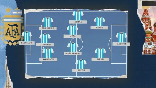 Ricardinho diz que a Argentina precisa mudar para Messi poder produzir