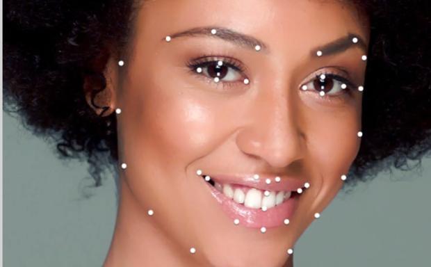 ModiFace. Empresa é especializada na aplicação de realidade aumentada e inteligência artificial à indústria de beleza (Foto: Divulgação)