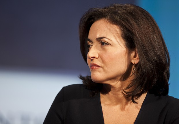 Sheryl Sandberg, COO do Facebook  (Foto: Ramin Talaie/Getty Images)