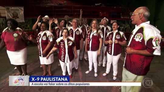 Anhembi recebe neste sábado 2º dia de desfile das escolas de samba de São Paulo