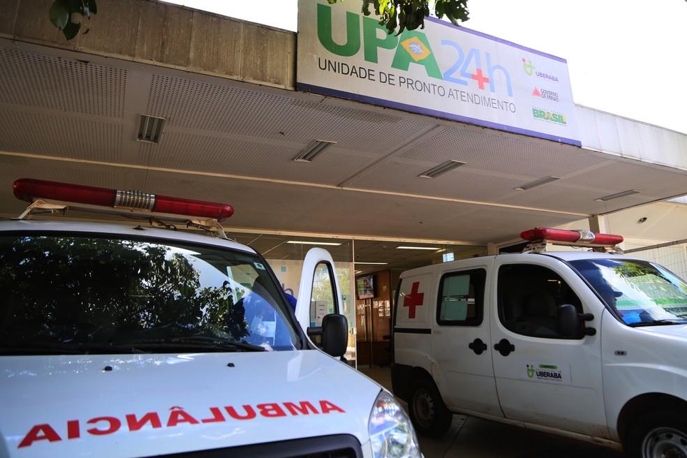 UPA Mirante  — Foto: Neto Talmeli/Prefeitura de Uberaba