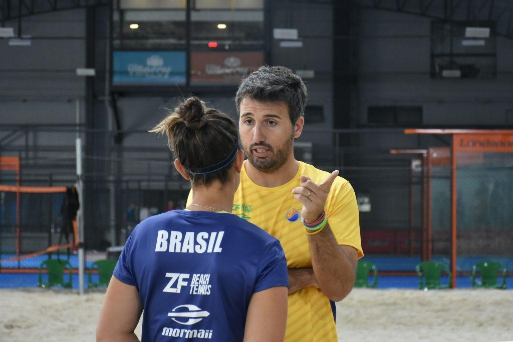 Mingonzzi disputa torneio em João Pessoa no fim de semana