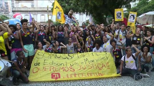 Ato pede agilidade na apuração de morte de vereadora e motorista no Rio