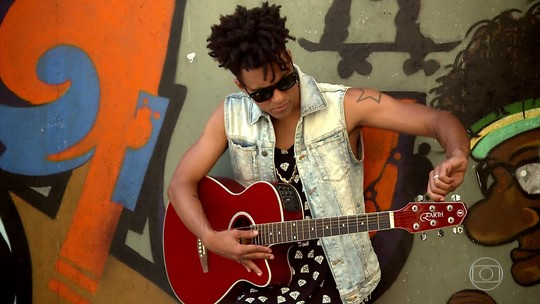 'The Voice Brasil': conheça o participante Vinicius D'Black