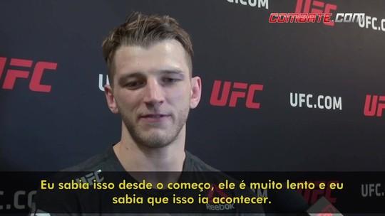 Dan Hooker analisa vitória sobre Gilbert Durinho no UFC 226