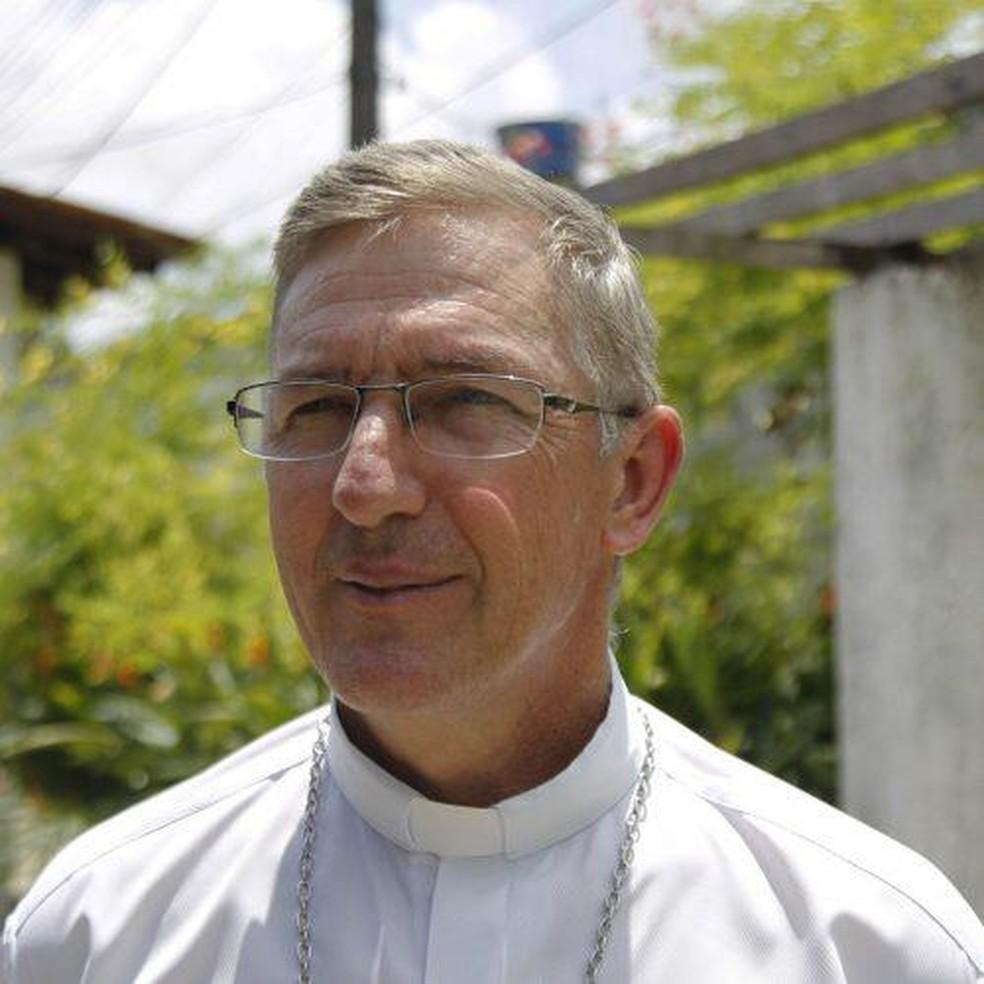 Dom Irineu Roman é nomeado primeiro arcebispo de Santarém — Foto: Diocese de Santarém/Reprodução