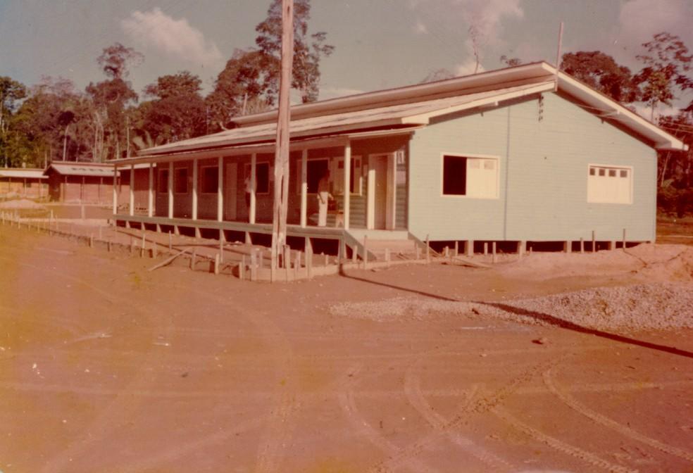 Sede do Incra em Ariquemes — Foto: Arquivo Pessoal